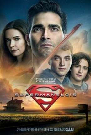 Série Superman e Lois - 1ª Temporada Legendada Torrent