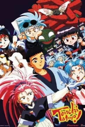 Anime Tenchi Muyo Torrent