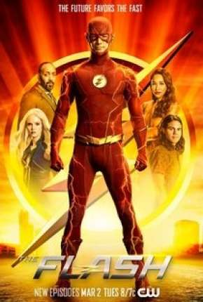 Série The Flash - 7ª Temporada Legendada Torrent