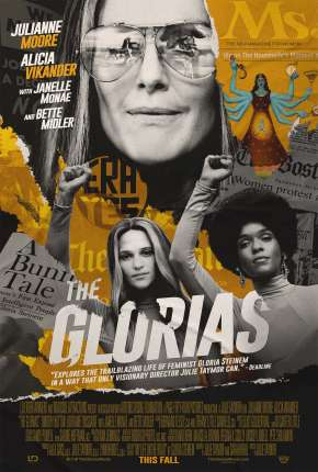 Filme The Glorias - Legendado Torrent