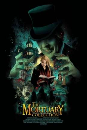Filme The Mortuary Collection - Legendado Torrent