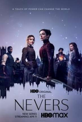 Série The Nevers - 1ª Temporada Torrent