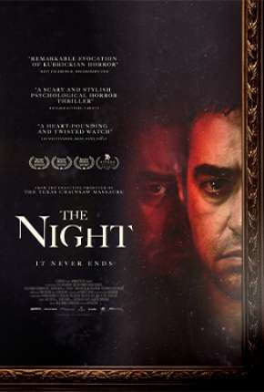 Filme The Night - Legendado Torrent