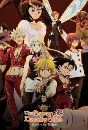 Filme The Seven Deadly Sins Cursed by Light Torrent