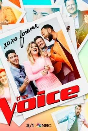 Série The Voice - 20ª Temporada Legendada Torrent