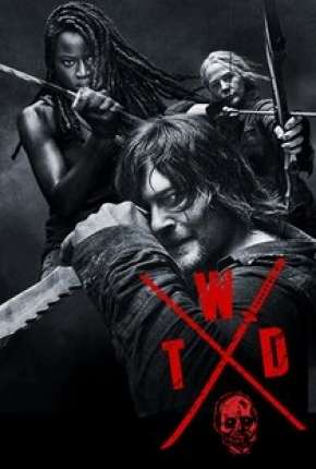 Série The Walking Dead - 10ª Temporada Completa Torrent