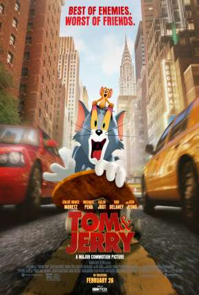 Filme Tom e Jerry - O Filme - Legendado Torrent