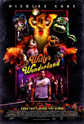Filme Willys Wonderland - Legendado Torrent