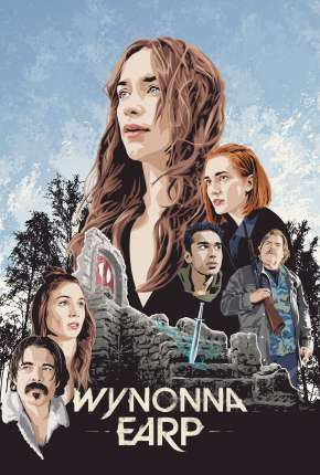 Série Wynonna Earp - 4ª Temporada Legendada Torrent