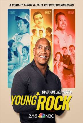 Série Young Rock - 1ª Temporada Legendada Torrent
