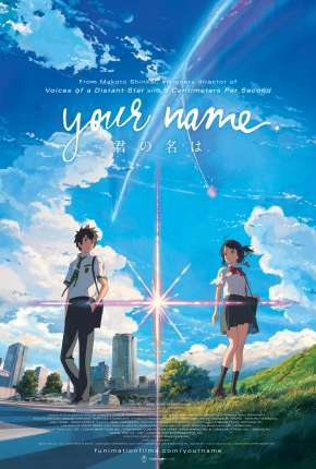 Filme Your Name. Torrent