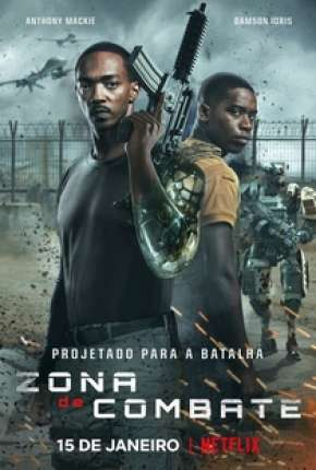 Poster Zona de Combate Download via Torrent